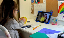 High schools adapt to distance learning