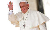 Pope calls for Rosary for protection of our families