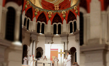 Silent nights, busy days at St. Joseph Abbey