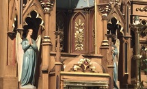 Thieves steal sacred vessels from St. Francis of Assisi