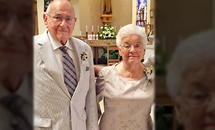Nearly 80 cherished years of 'I do'