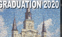 Graduation 2020: A Mosaic of Perseverance