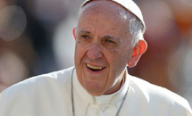 Pope: Prayer is powerful, life-giving, combats evil