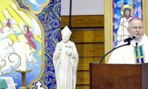Pope John Paul II High: 40 years on saint's path