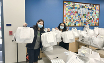 Pandemic sparked hasty creativity for fundraisers