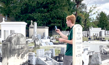 Maps to offer '21st-century' handle on Catholic cemeteries