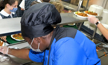 St. Dominic students spearhead cafeteria changes