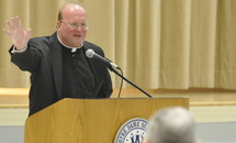 Notre Dame Seminary rector to remain through June 2022