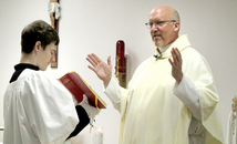 Serving Christ at the altar is an  honor that has reaped blessings
