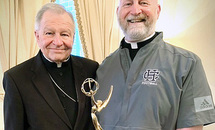 A Catholic church and an Emmy for 'Picture of Faith'