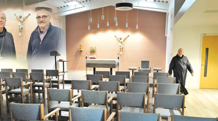 Abbey's pristine Christian Life Center rises from flood