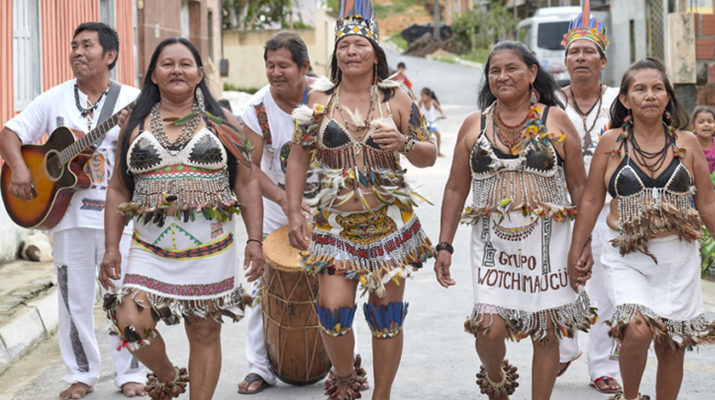 In Amazon's cities, indigenous people are often invisible