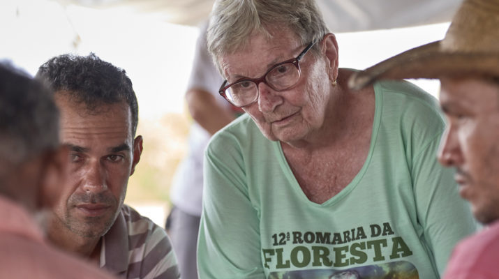 Sister Dorothy Stang helped landowners see forest through different eyes