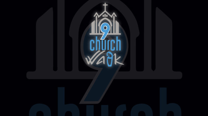 Good Friday 'walk' options range from 9 to 15 churches