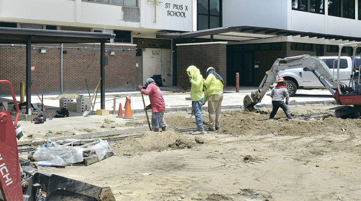 St. Pius X School adds new wing to Lake Vista campus