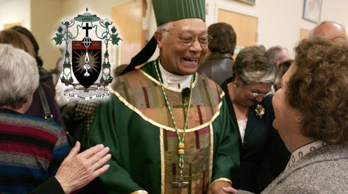 A photographic tribute: Bishop Dominic Carmon, S.V.D.
