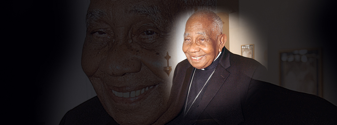 Bishop Howze, Biloxi's founding bishop, dies at 95