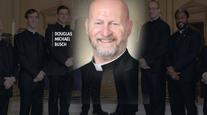 Ordinands share the stories behind their chalices: Douglas Michael Busch