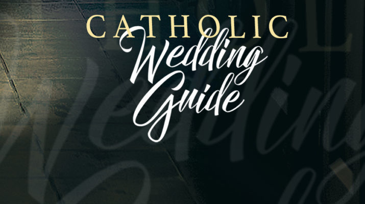 2019 Catholic Wedding Guide