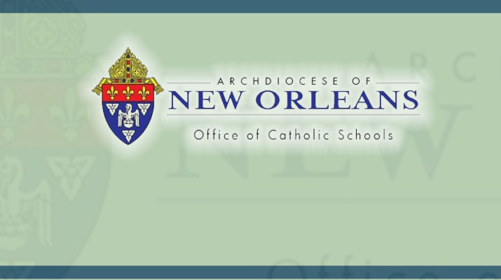 Letter to the faithful of the Archdiocese of New Orleans on safe environment