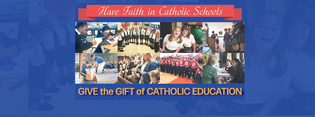 Champions of Catholic Education