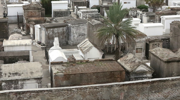 Tricentennial Thursday: 'Cities of the dead' speak loudly of N.O. history