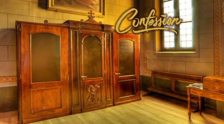 Confessions at every church Sept. 12, 5 to 6:30 p.m.