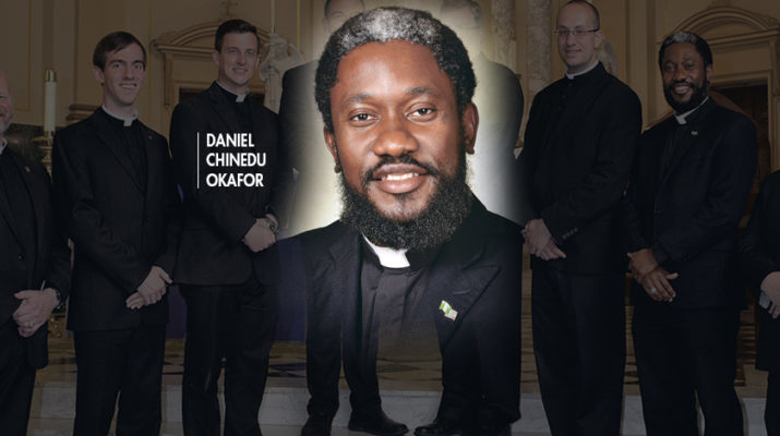 Ordinands share the stories behind their chalices: Daniel Chinedu Okafor
