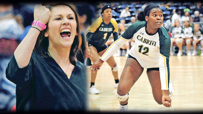 Cabrini sweeps Clarion Herald Elite volley honors