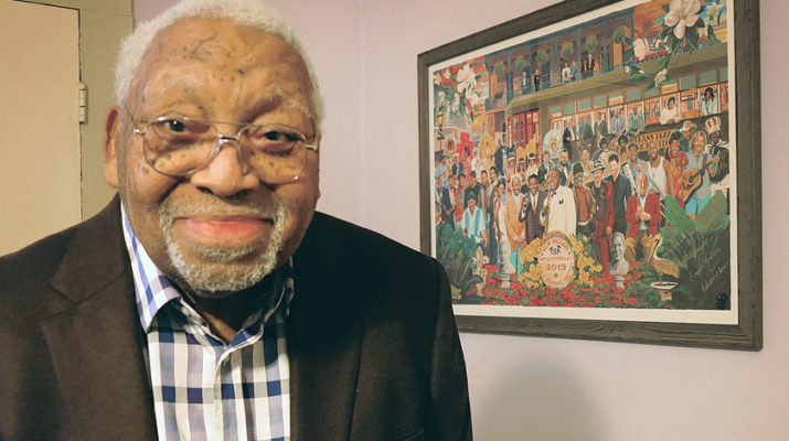 Ellis Marsalis influenced many of today's artists
