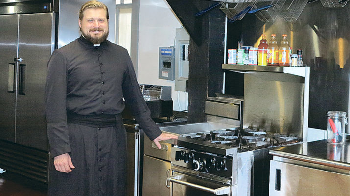 Fr. Fontana: Devote more attention to food during Lent