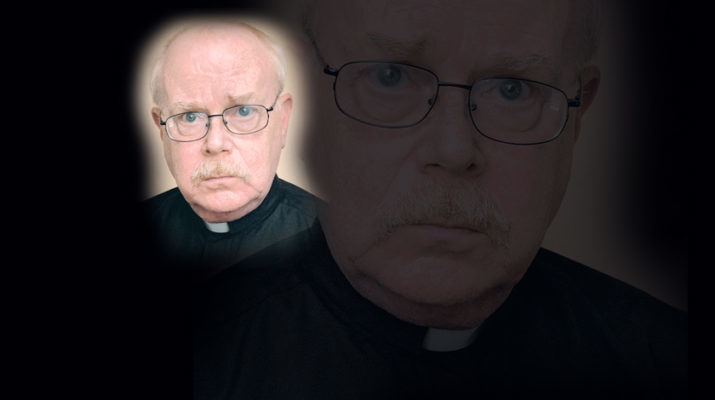 Fr. Rabe was drawn to the faith through literature