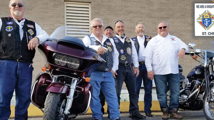 Growing the KCs with motorcycles and yard signs