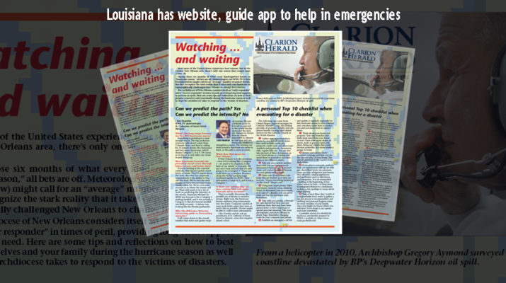 Watching and waiting: Louisiana has website, guide app to help in emergencies
