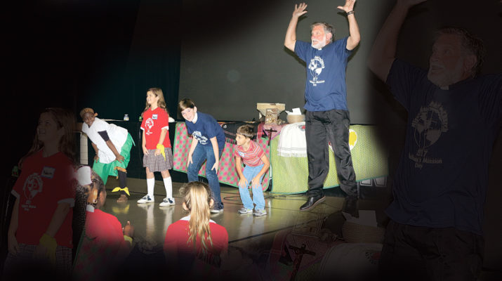 Oct. 20 Children's Mission Day will have musical flair