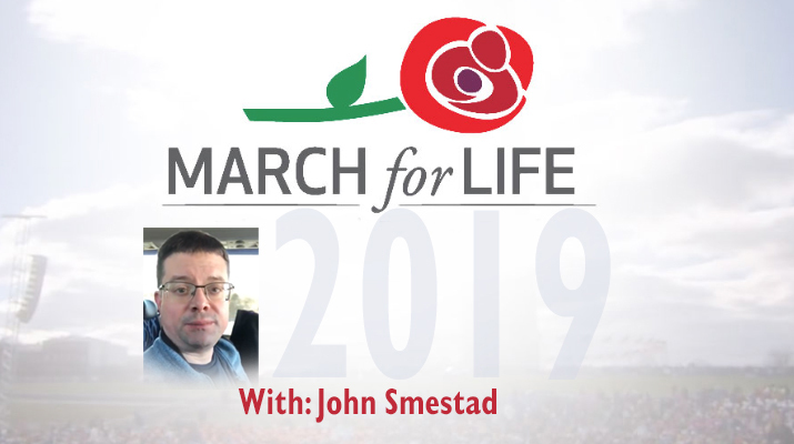 History of the annual March for Life pilgrimage from New Orleans