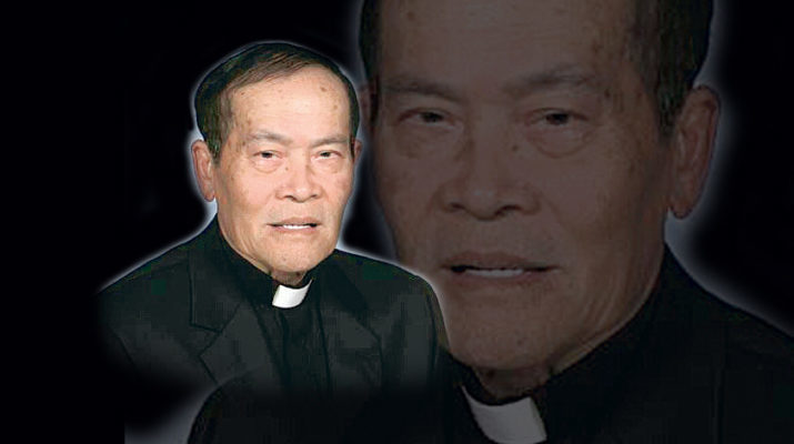 Fr. Nguyen was 'godfather' to Vietnamese priests