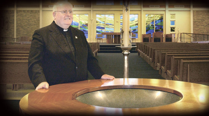 Fr. Finn was a jovial priest who connected with flock