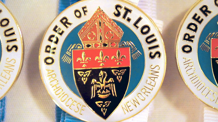Abp. Aymond to bestow Order of St. Louis May 19