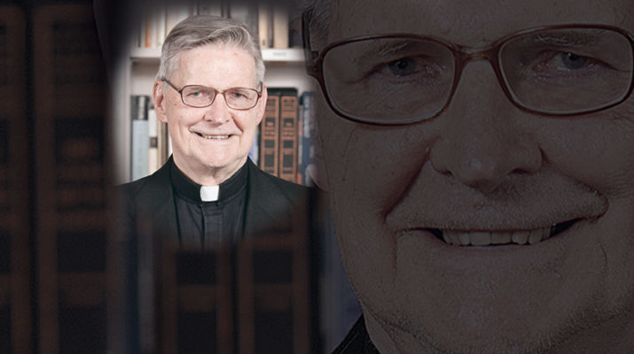 Jesuit Father Osterle dies at 91 in Opelousas