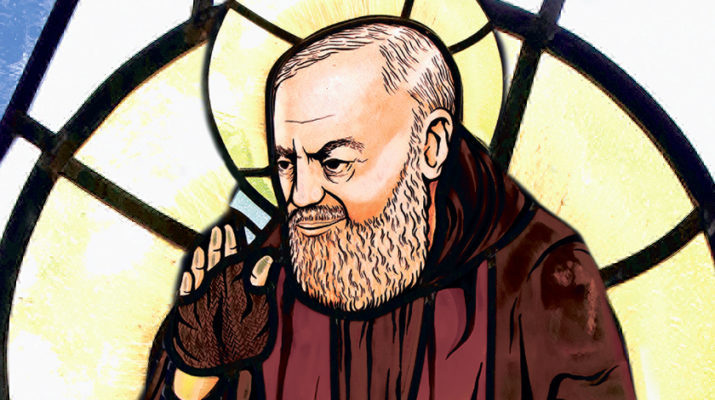 St. Pio's relics to be on display in N.O., Lafayette