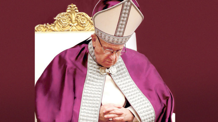 Pope: Abuse victims' outcry powerful, demands response