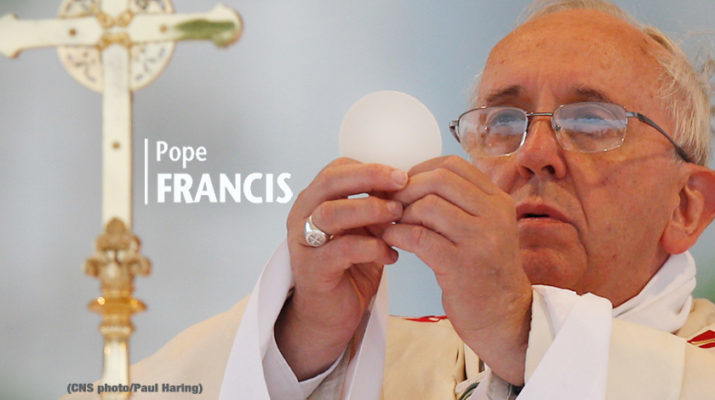 Pope: Fidelity is for every vocation, not just marriage