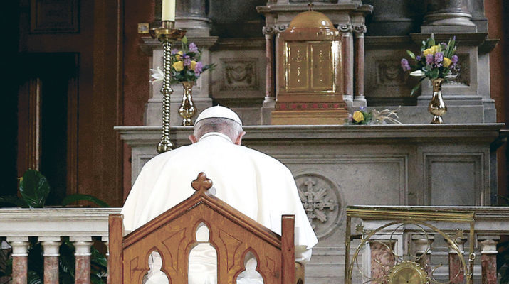 Pope calls for mandatory abuse reporting, bishop accountability