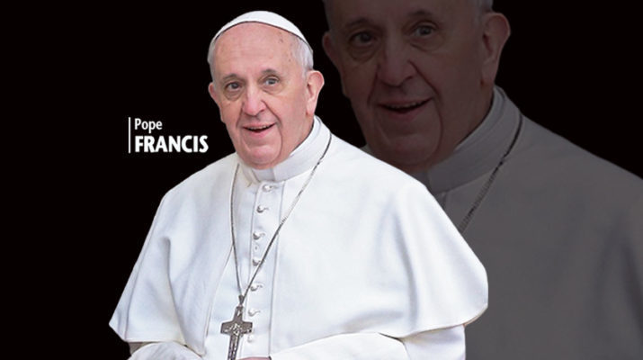 Pope jumps on Saints' bandwagon?