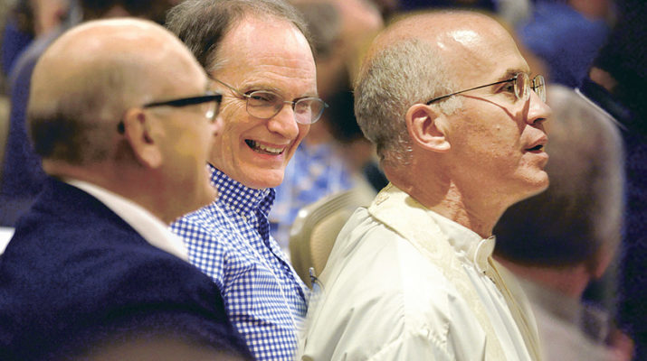 Priestly fraternity: Priests gather for convocation