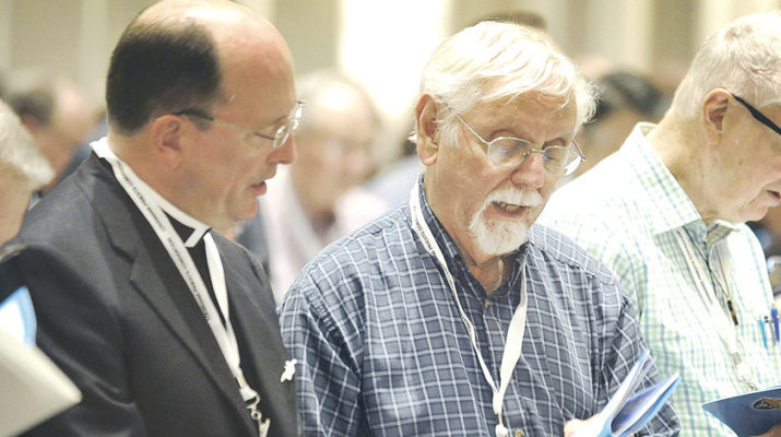 Annual priests' convocation to be held Sept. 18-20