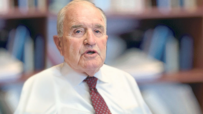 Peter Quirk: Catholic education 'changed my life'