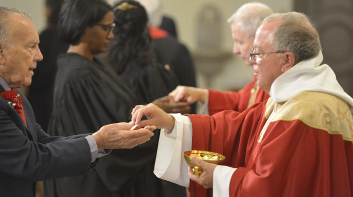 Red Mass: The wisdom of Solomon is 'a listening heart'
