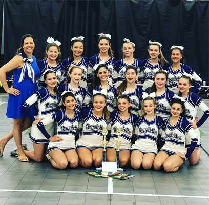 St. Scholastica's dance team places at national UDA competition